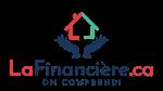 Logo La Financière.ca footer